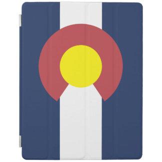 Flag of Colorado iPad Cover