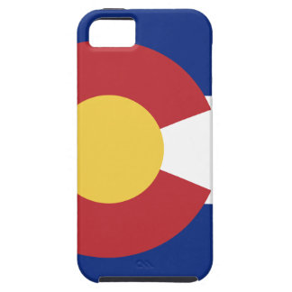 Flag of Colorado iPhone 5 Cases
