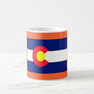 Flag of Colorado Mugs