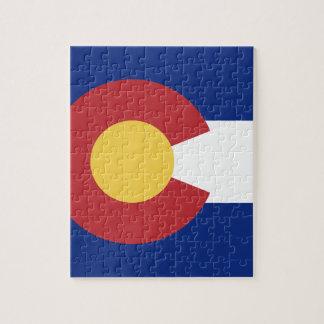 Flag of Colorado Puzzles