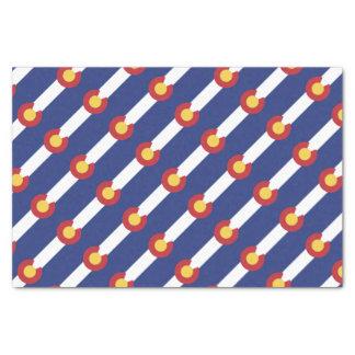 Flag of Colorado Tissue Paper