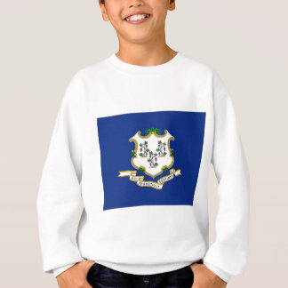 Flag Of Connecticut Sweatshirt