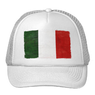Flag of Consumed Italy Cap