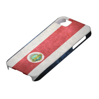 Flag of Costa Rica iPhone 5 Case