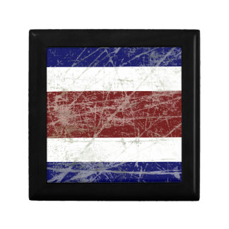 Flag of Costa Rica Gift Box