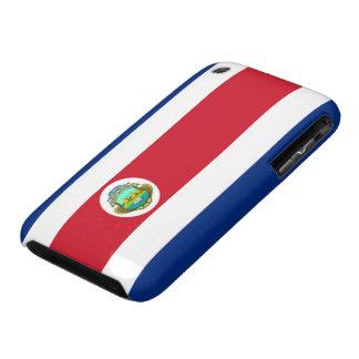 Flag of Costa Rica iPhone 3G/3GS Case Case-Mate iPhone 3 Case