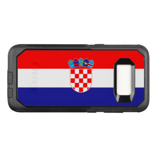 Flag of Croatia Samsung OtterBox Case