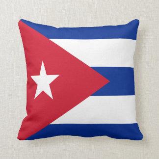 Flag of Cuba Cushion