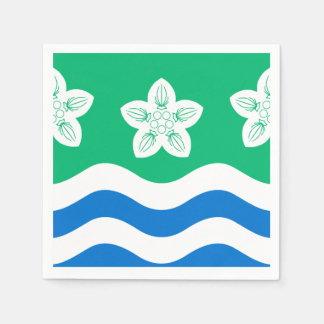 Flag of Cumberland Paper Serviettes