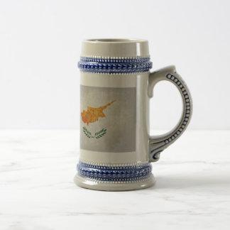 Flag of Cyprus Coffee Mugs