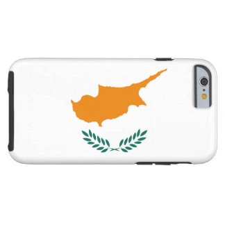 Flag of Cyprus Tough iPhone 6 Case