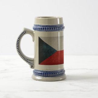 Flag of Czech Republic Mugs