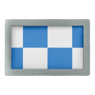Flag of Dalfsen Belt Buckles