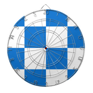 Flag of Dalfsen Dartboard