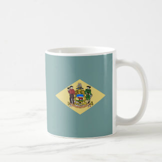 Flag of Delaware Coffee Mug