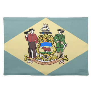 Flag of Delaware Placemat