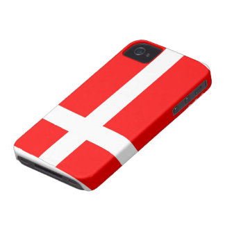 Flag of Denmark BlackBerry Bold Case