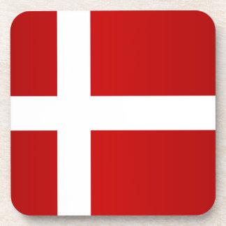 Flag of Denmark Coaster