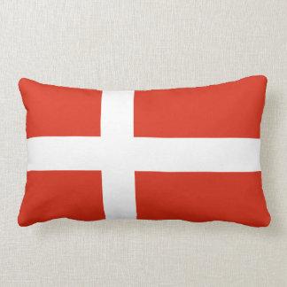 Flag of Denmark Lumbar Cushion
