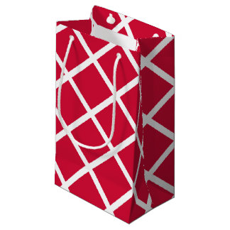 Flag of Denmark or Danish Cloth Small Gift Bag