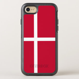 Flag of Denmark OtterBox iPhone Case