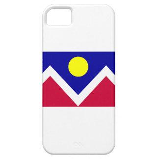 Flag of Denver Colorado iPhone 5 Case