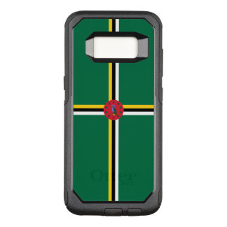 Flag of Dominica Samsung OtterBox Case