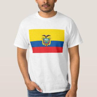Flag of Ecuador - Bandera de Ecuador T-Shirt