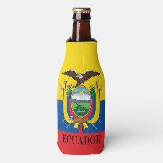 Flag of Ecuador Bottle Cooler