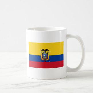 Flag of Ecuador Coffee Mugs