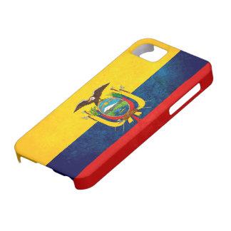 Flag of Ecuador iPhone 5 Cases