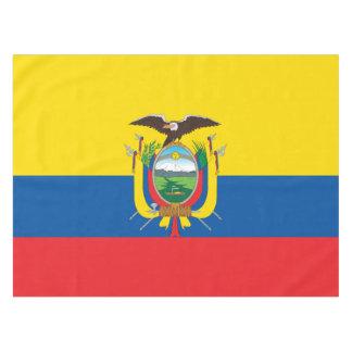 Flag of Ecuador Tablecloth