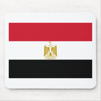 Flag of Egypt - علم مصر - Egyptian Flag Mouse Pad