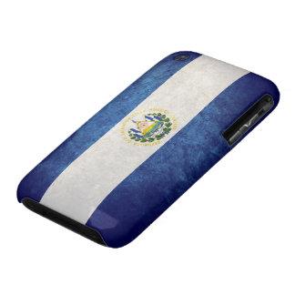 Flag of El Salvador iPhone 3 Case