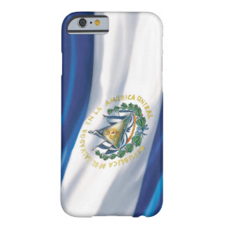 Flag of El Salvador iPhone 6 Barely There iPhone 6 Case