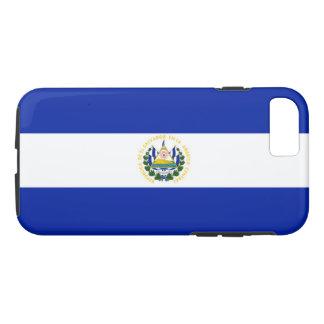 Flag of El Salvador iPhone 7 Case
