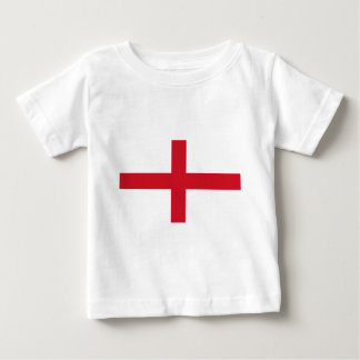 Flag_of_England Baby T-Shirt
