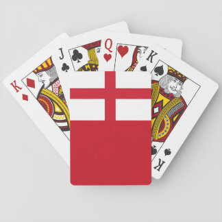 Flag of England Playing Cards