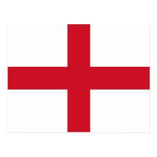 Flag of England Postcard