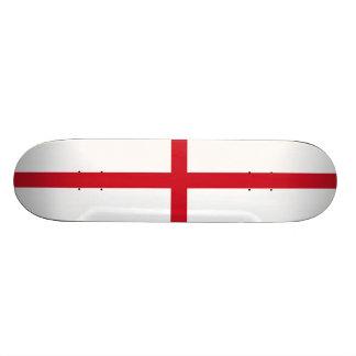 Flag of England Skateboard Deck