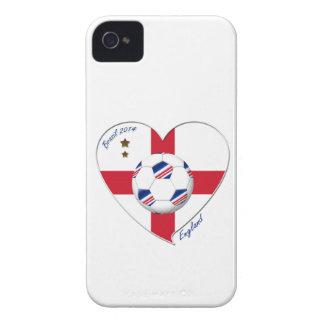 Flag of ENGLAND SOCCER of national team 2014