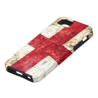 Flag of England Tough iPhone 5 Case