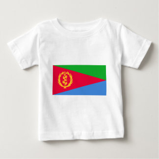 Flag of Eritrea - የኤርትራ ሰንደቅ ዓላማ - علم إريتريا Baby T-Shirt