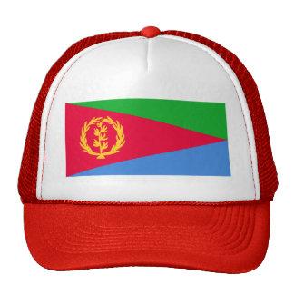 Flag of Eritrea - የኤርትራ ሰንደቅ ዓላማ - علم إريتريا Cap