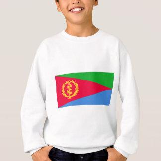 Flag of Eritrea - የኤርትራ ሰንደቅ ዓላማ - علم إريتريا Sweatshirt