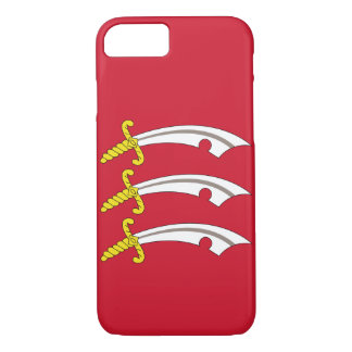 Flag of Essex iPhone 8/7 Case