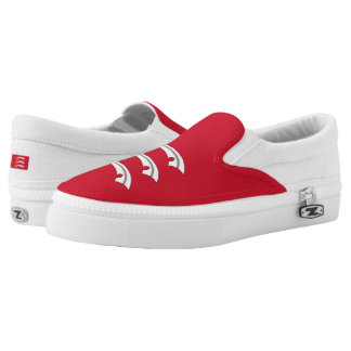 Flag of Essex Slip-On Shoes