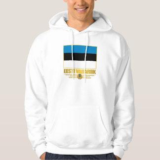 Flag of Estonia (Eesti Lipp) Hoodie