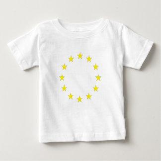 Flag of Europe - European Flag - EU European Union Baby T-Shirt
