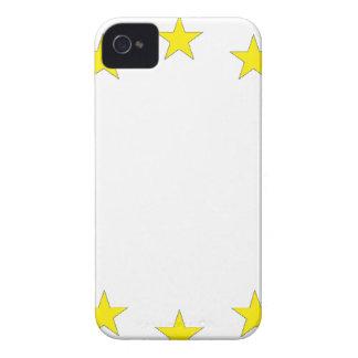 Flag of Europe - European Flag - EU European Union iPhone 4 Case-Mate Cases